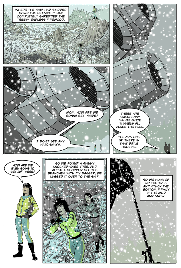 Tangled River Page 191
