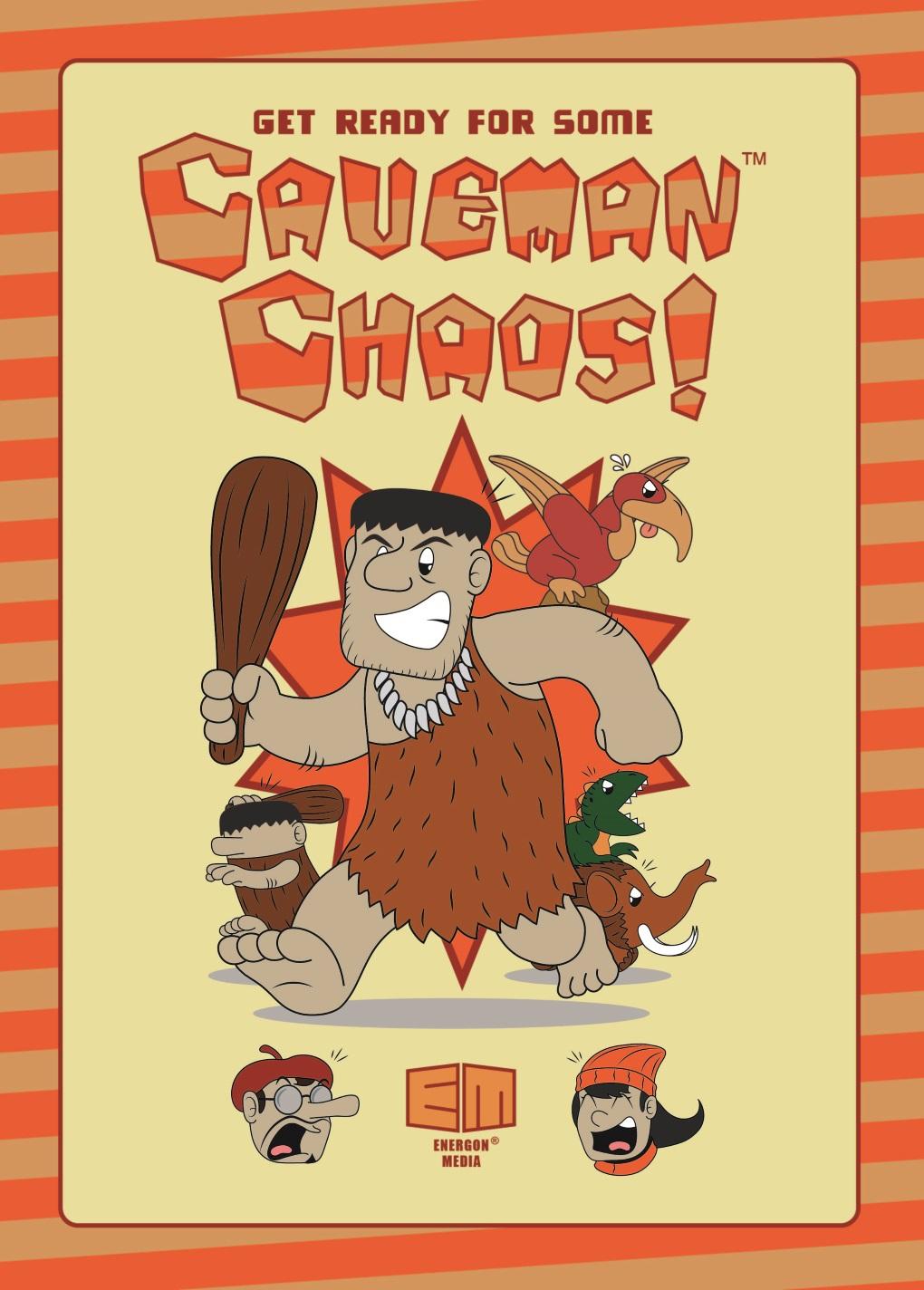 Caveman Chaos! 9