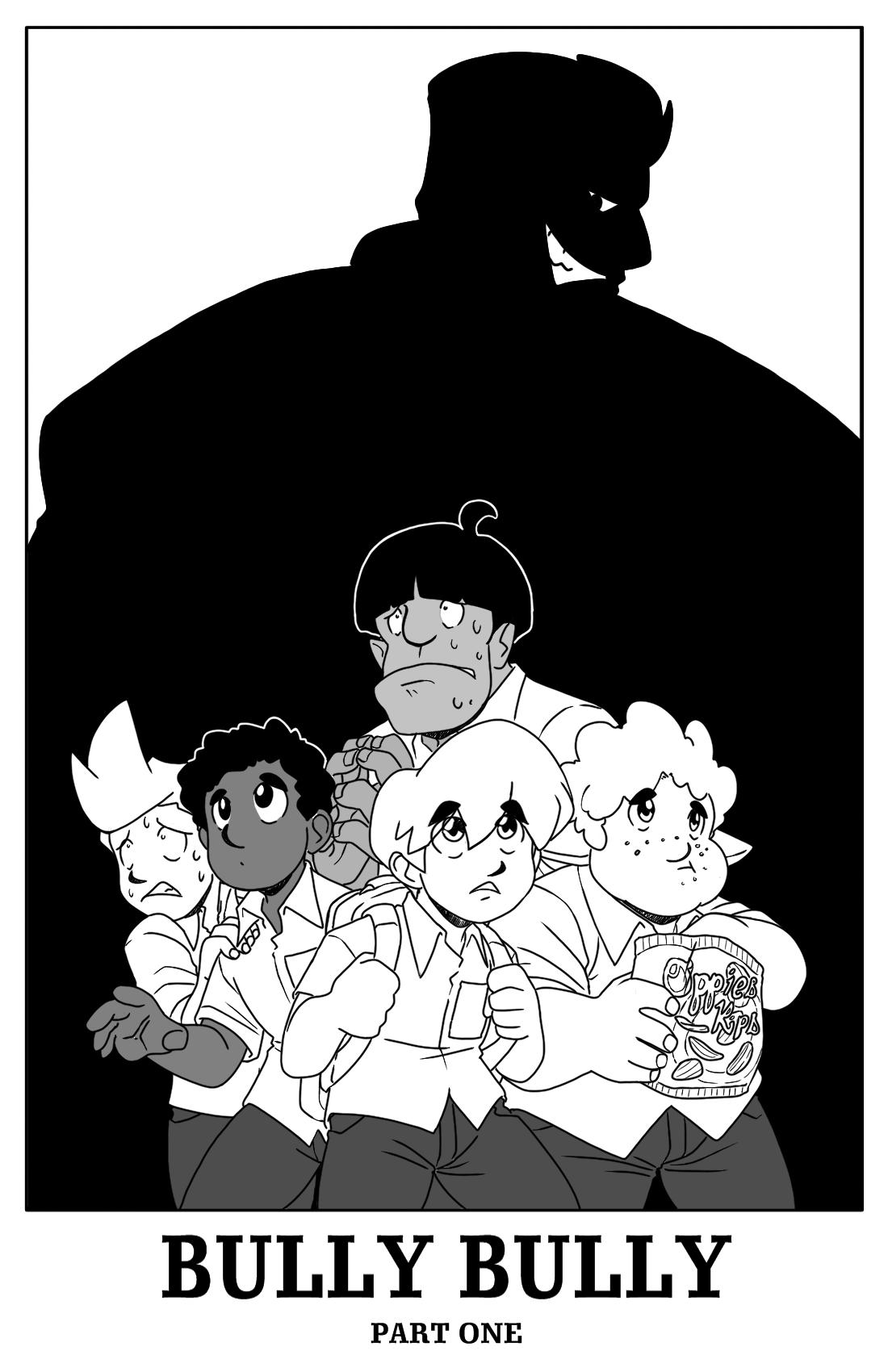 Bully Bully Part 1 pg.1