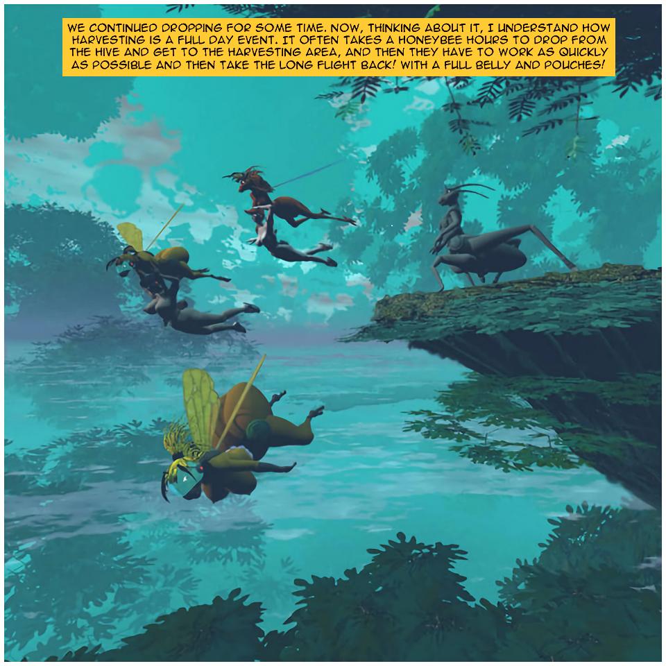 Dreamwalk Journal: The Journey page 3b
