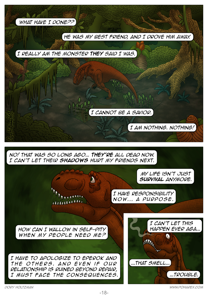 Poharex Issue #13 Page #18