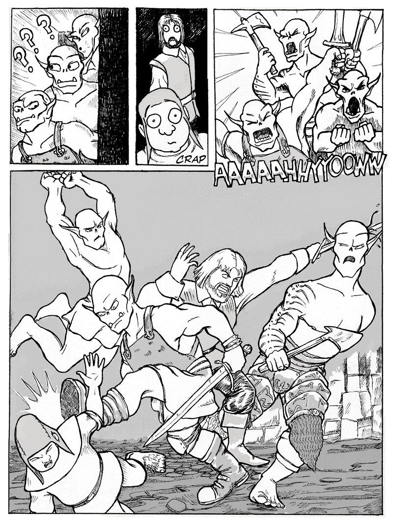 It's a Rumble!