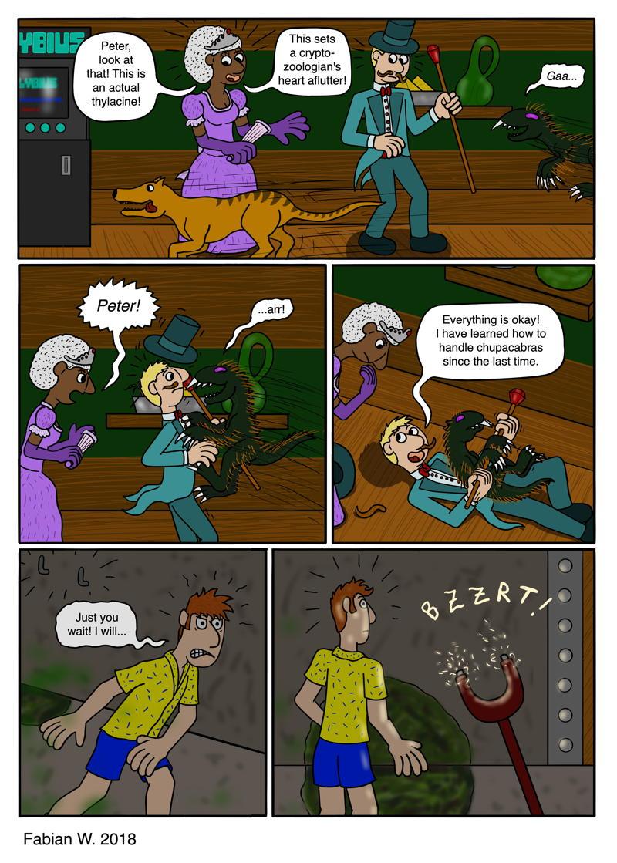 Peter is teachable!