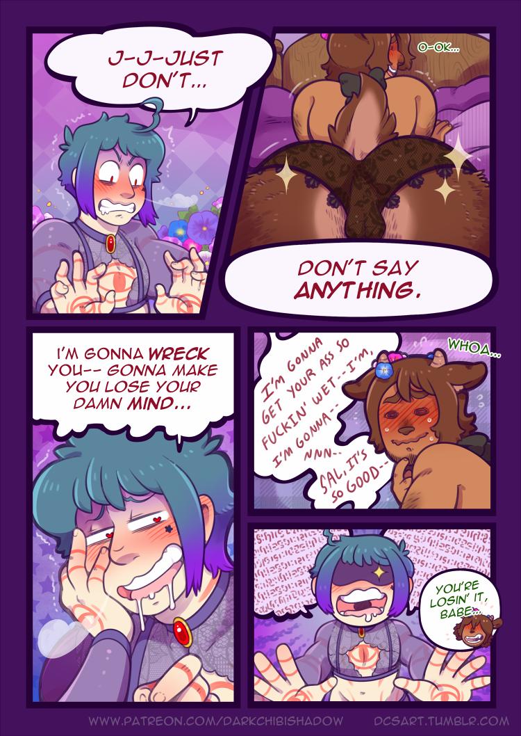 Panty Glory - Page 2/8
