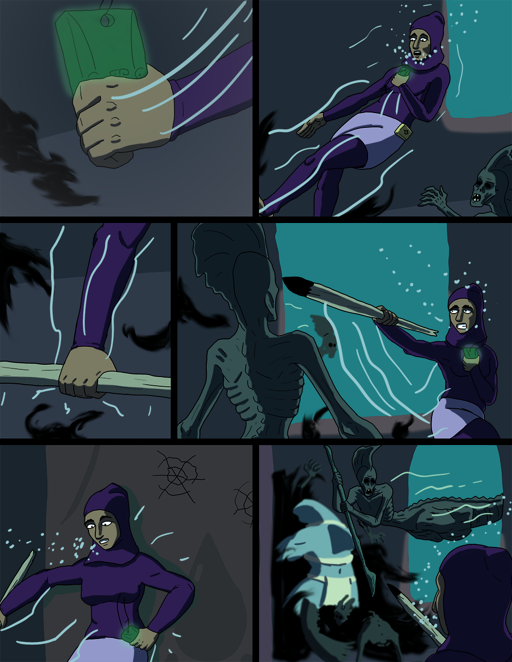 The Wide Ocean - Page 87