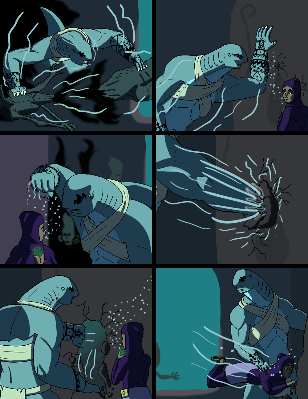 The Wide Ocean - Page 88