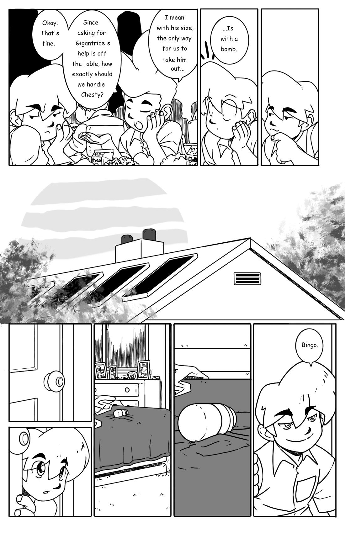 Bully Bully Part 1 pg.13
