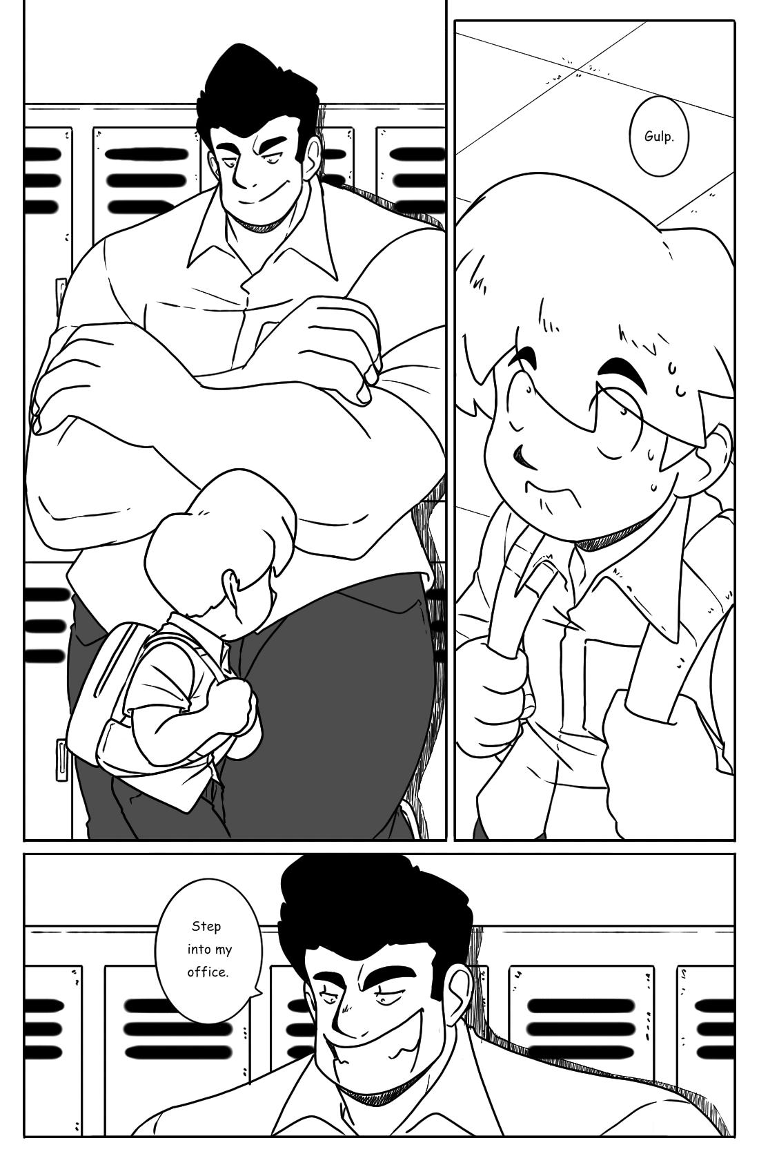 Bully Bully Part 1 pg.17