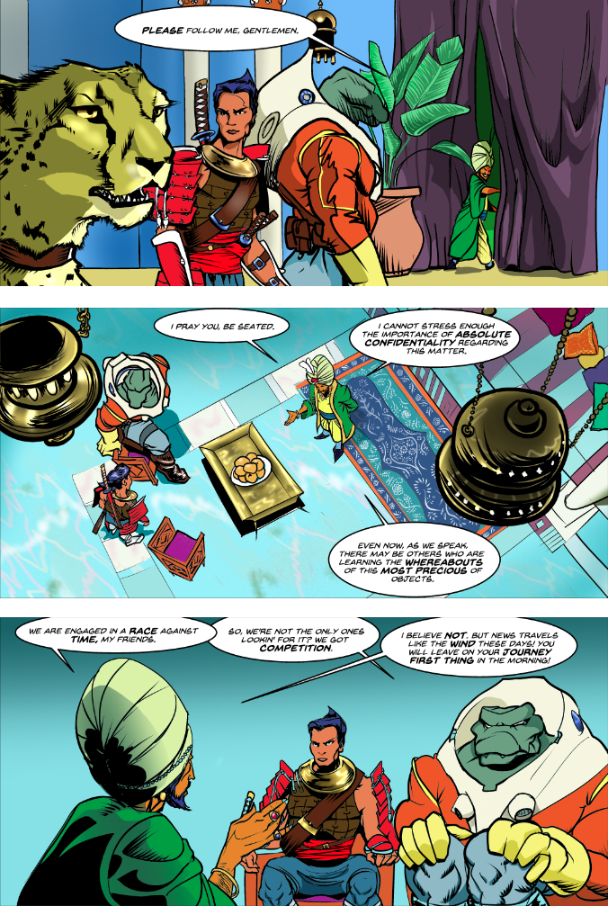 Prince of the Astral Kingdom Chapter 1 pg 65