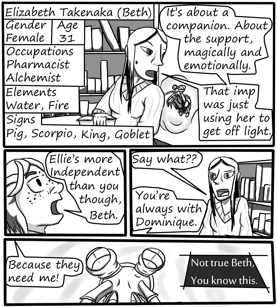 Zebracorn page 10