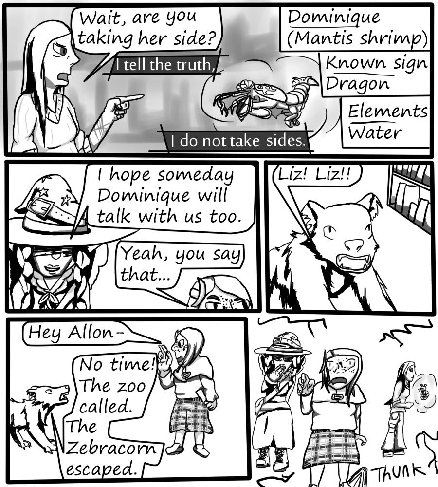 Zebracorn page 11