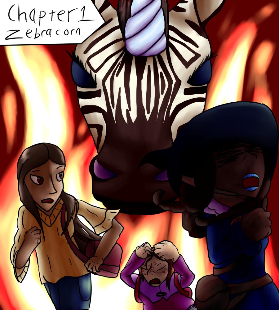 Zebracorn page 12