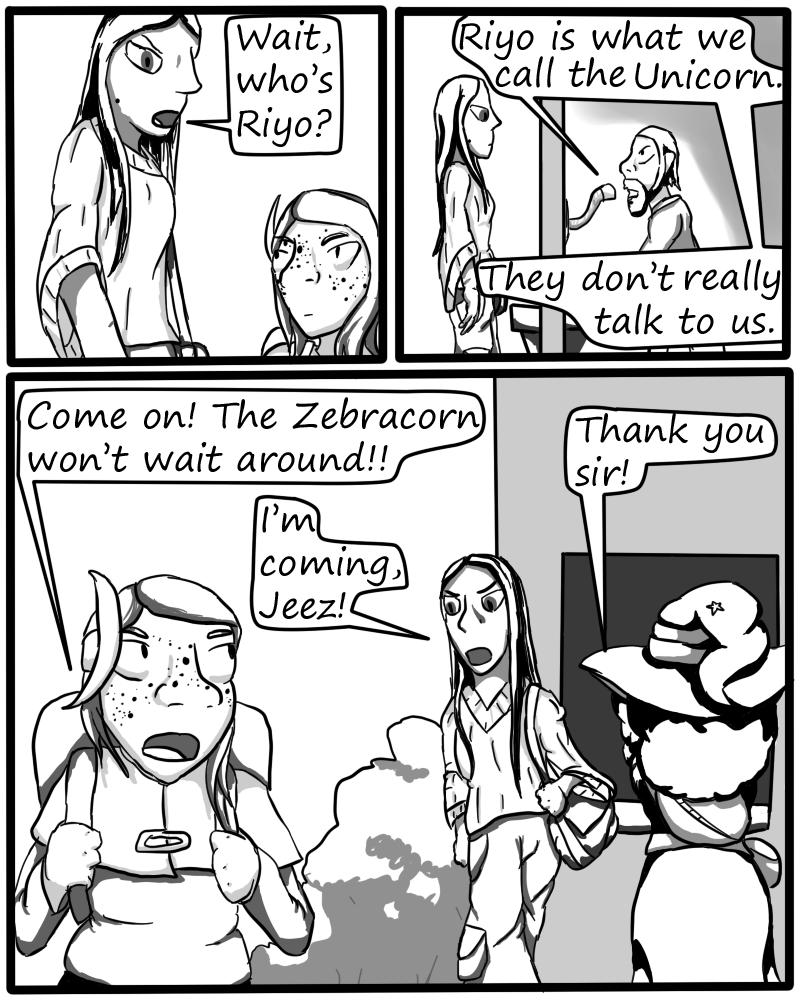 Zebracorn page 20