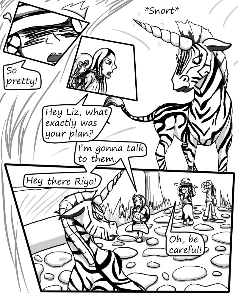 Zebracorn page 26