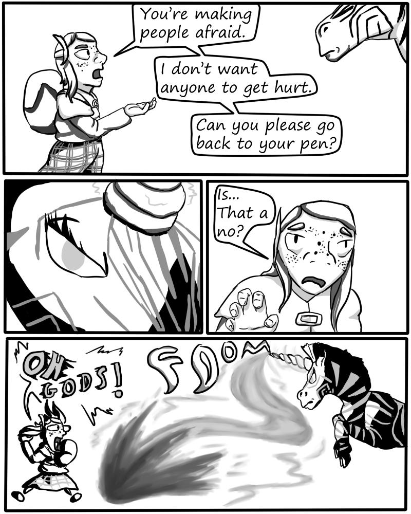 Zebracorn page 27
