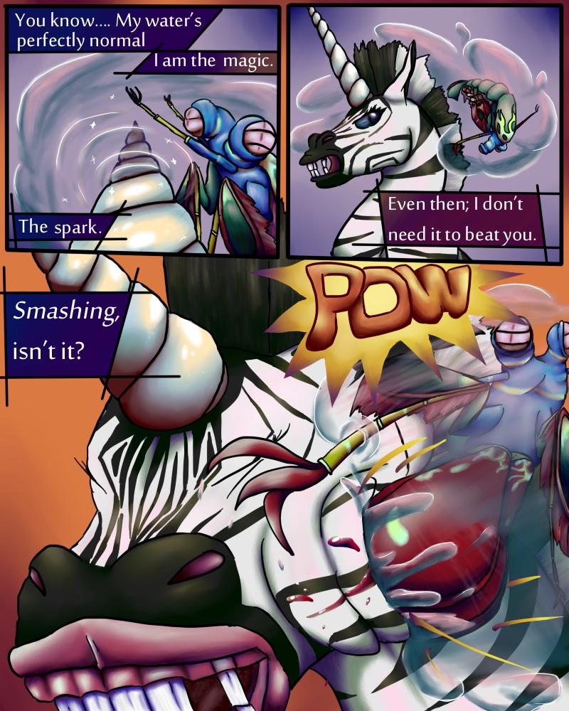 Zebracorn page 32