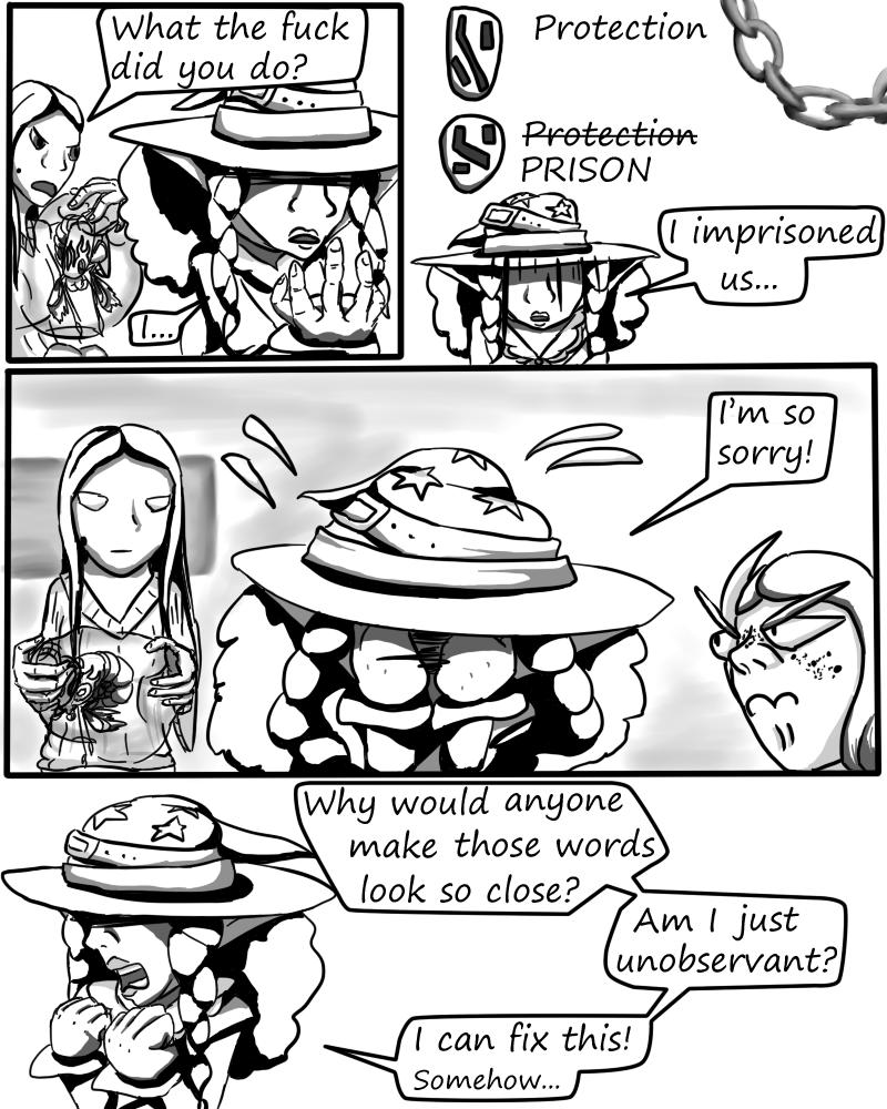 Zebracorn page 38