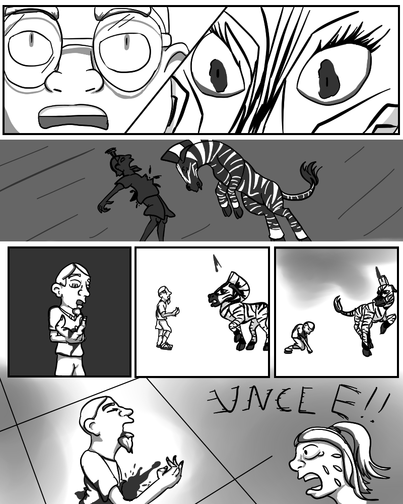 Zebracorn page 58
