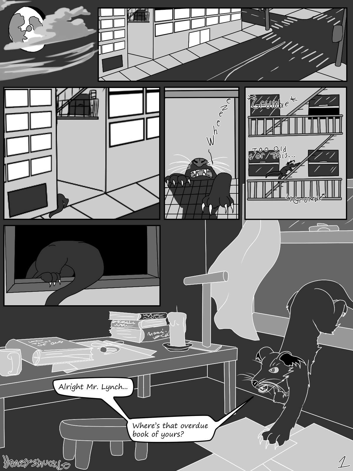 Pixie Dust page 1