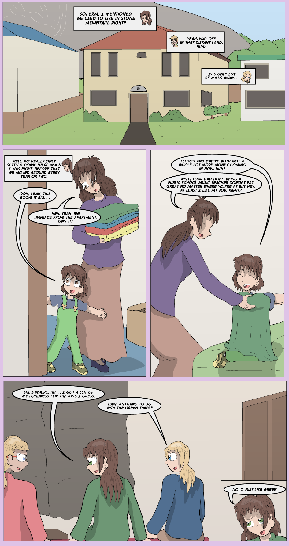Loving Family, Page 9