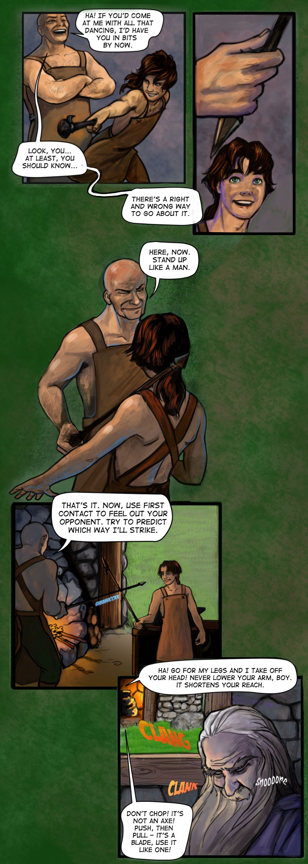 Chapter One: Page Five