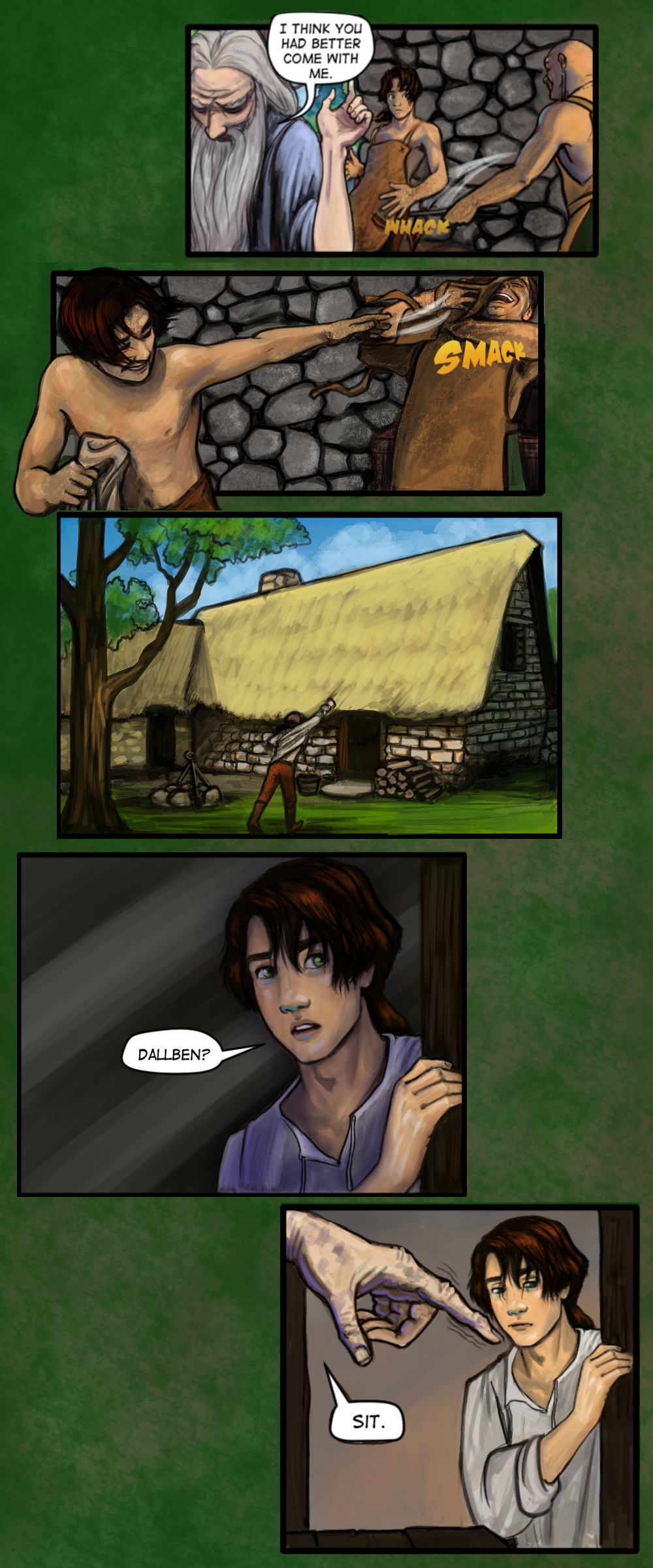 Chapter One: Page Seven