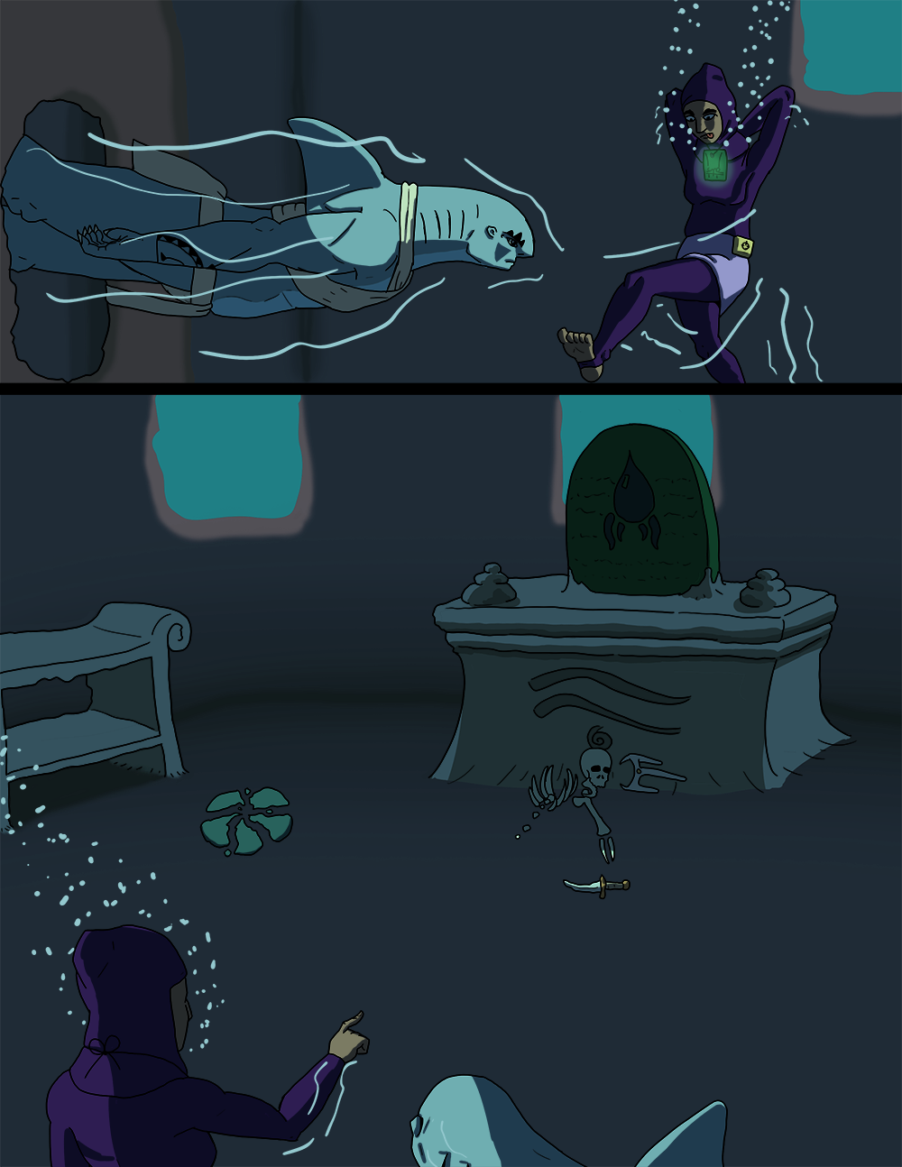 The Wide Ocean - Page 89