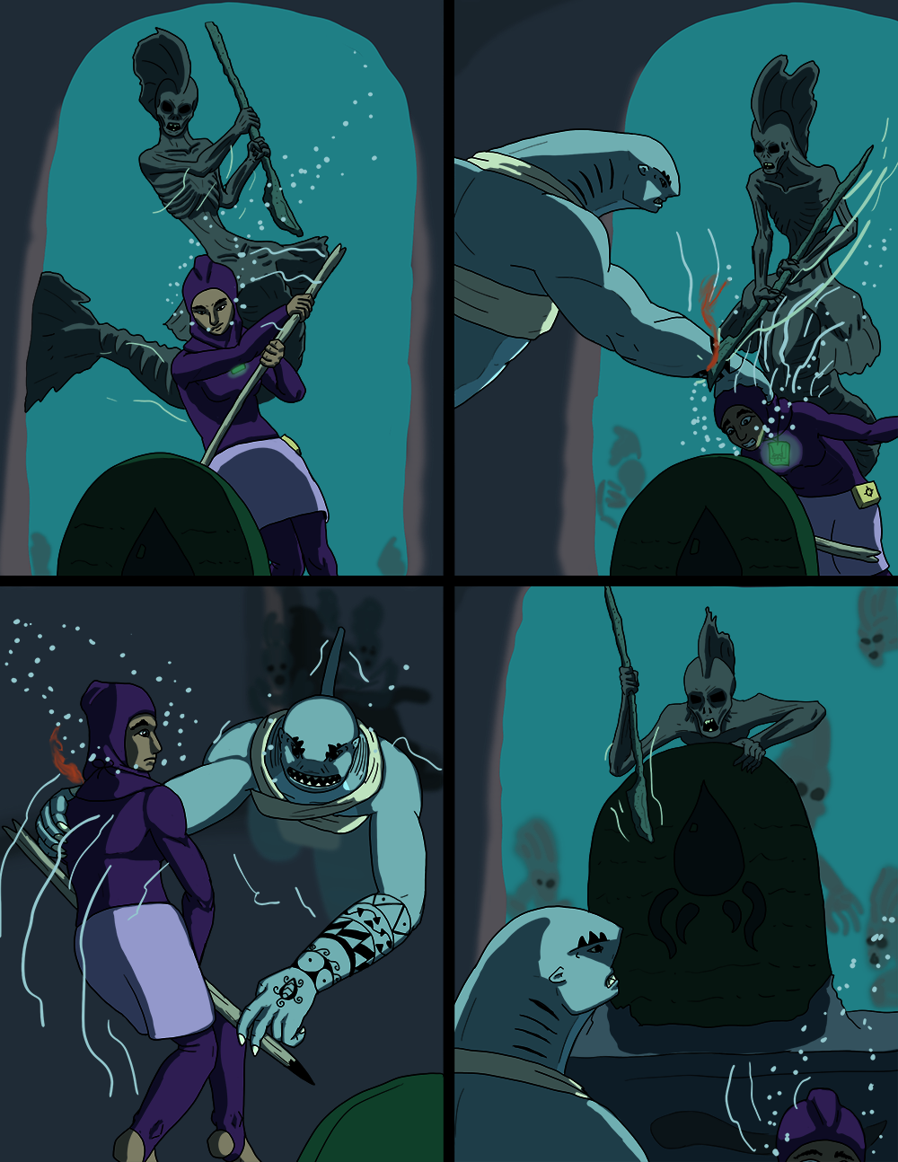 The Wide Ocean - Page 91