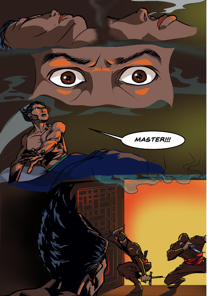 Prince of the Astral Kingdom Chapter 1 pg 69