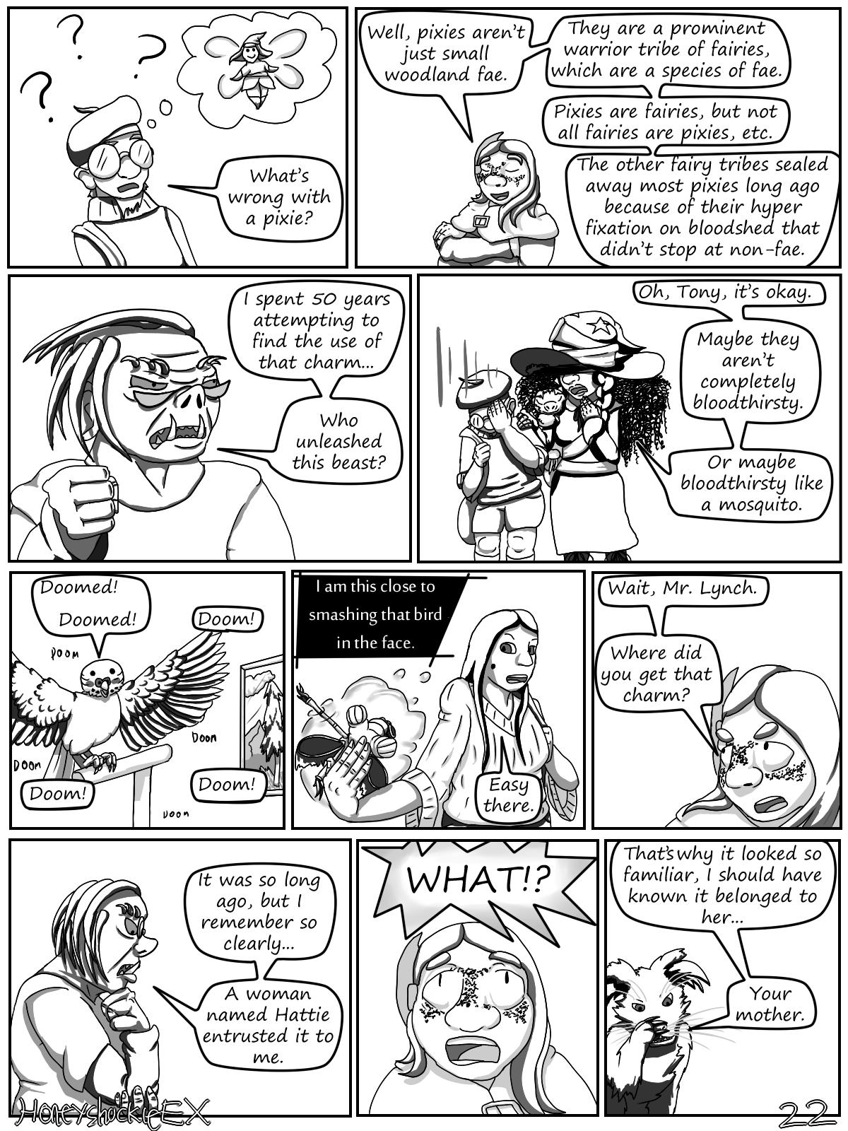 Pixie dust page 22
