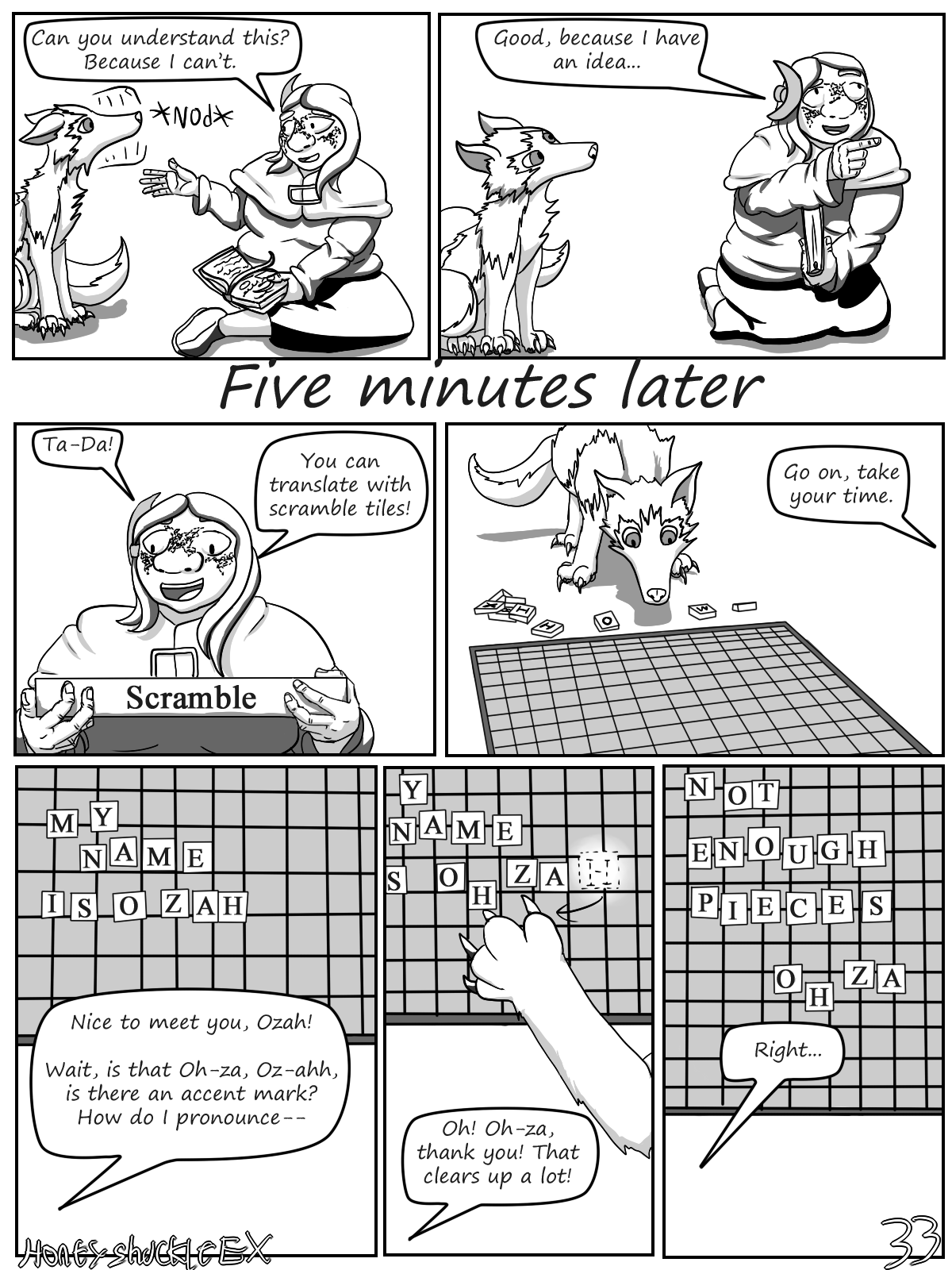 Pixie Dust page 33
