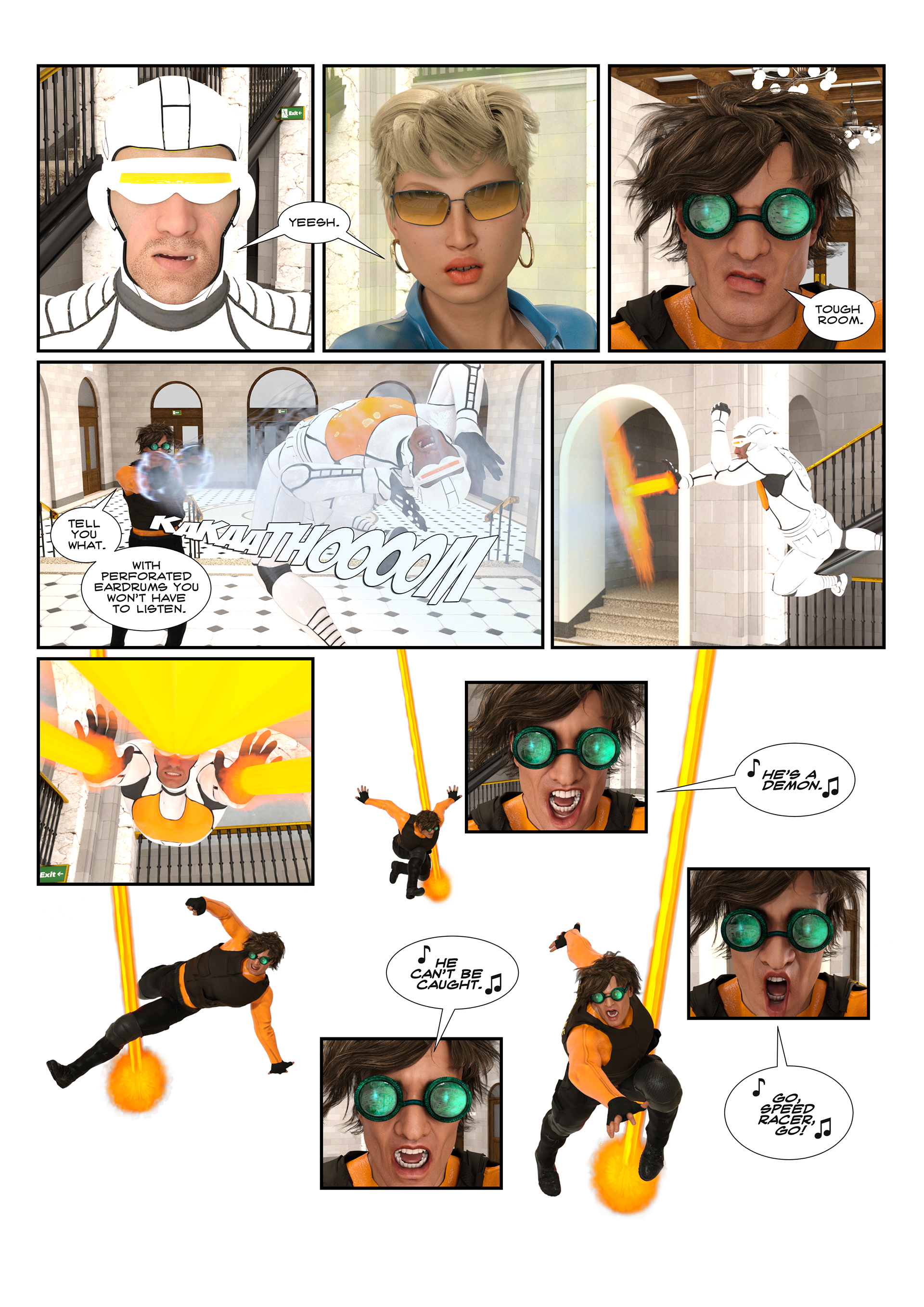 Unit-M - Issue 0.1 - Page 16