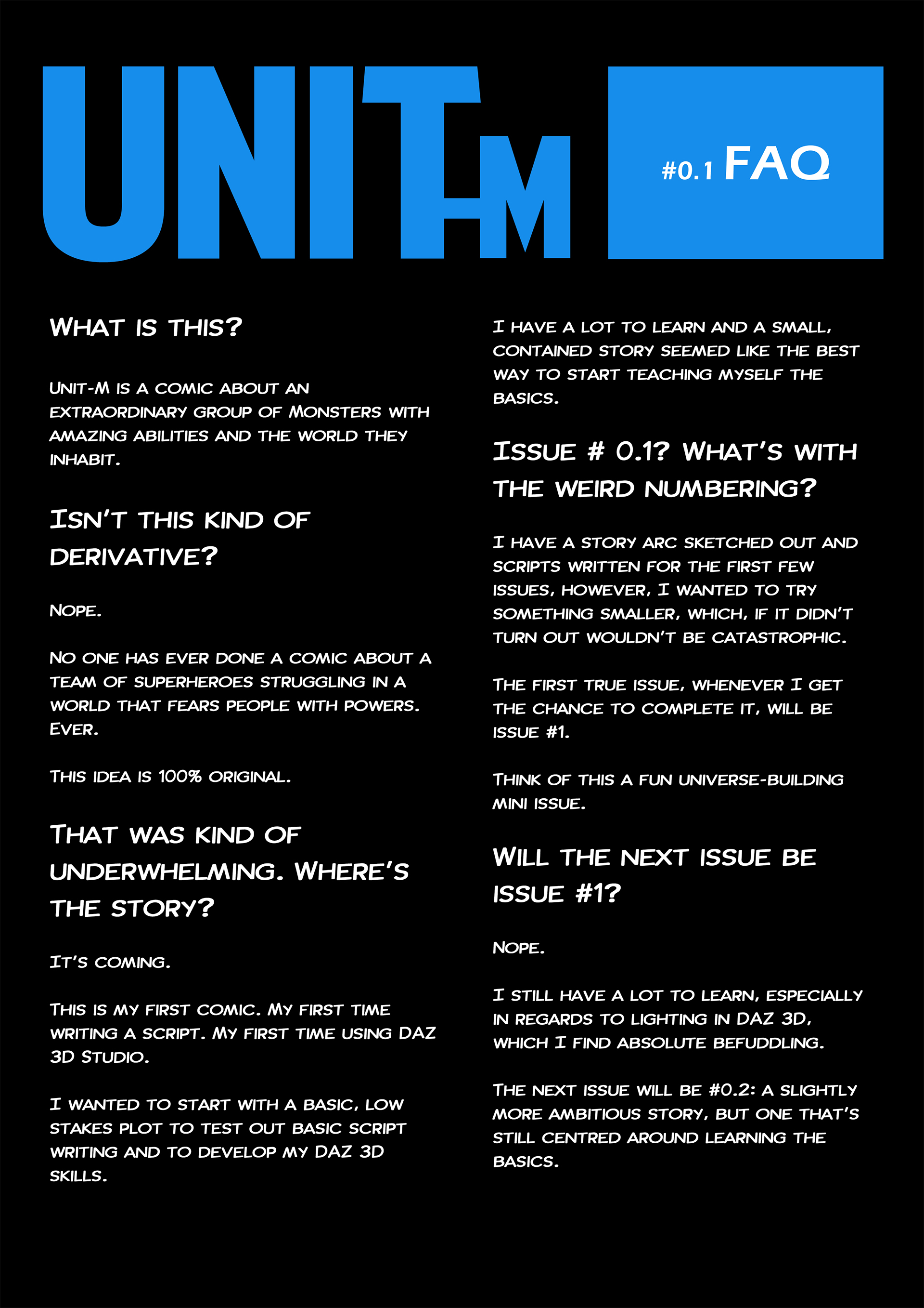 Unit-M - Issue 0.1 - Page 20