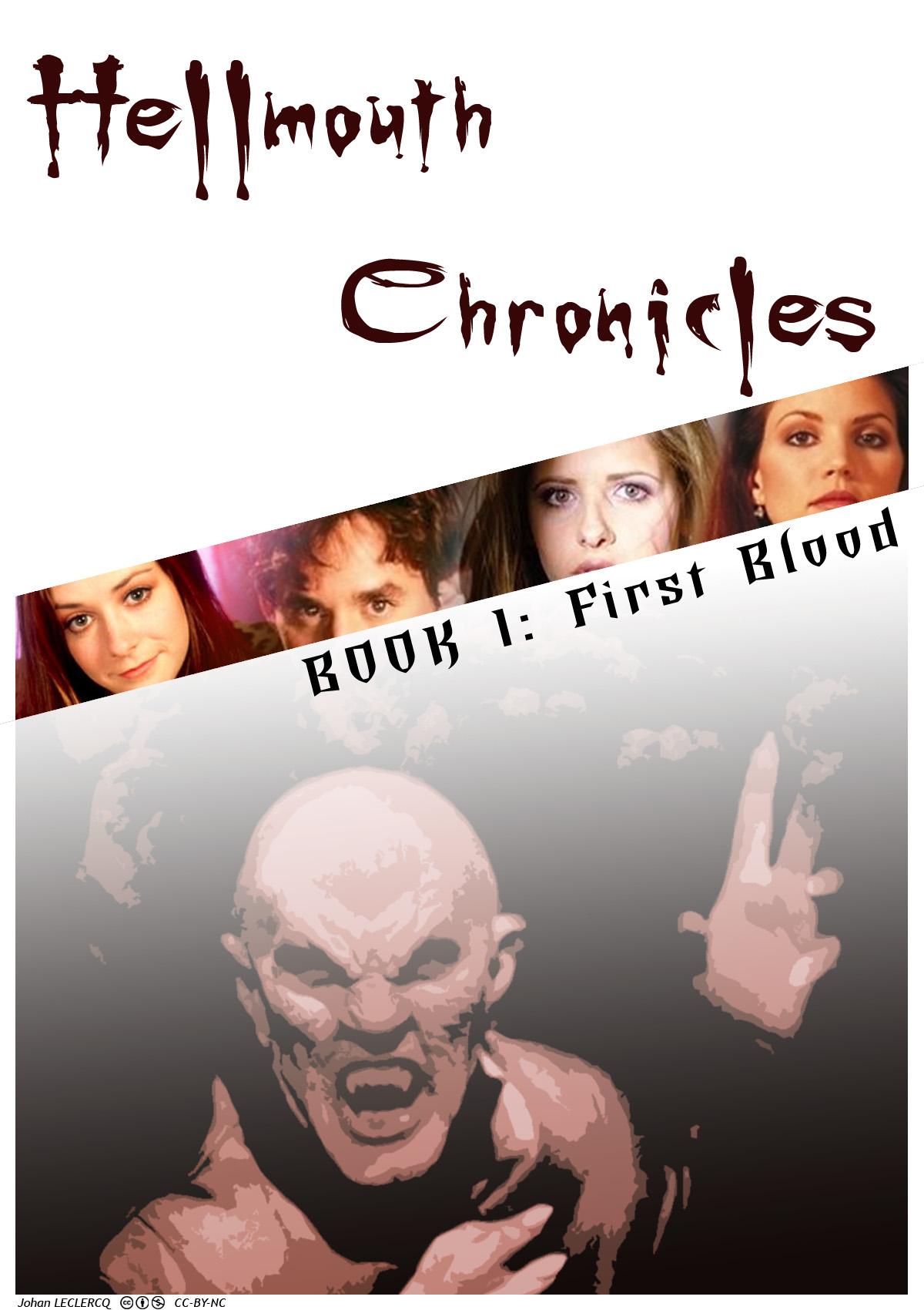 Book 1: First Blood