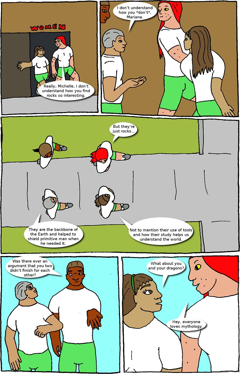 Iaaue 1: Genesis - Page 10