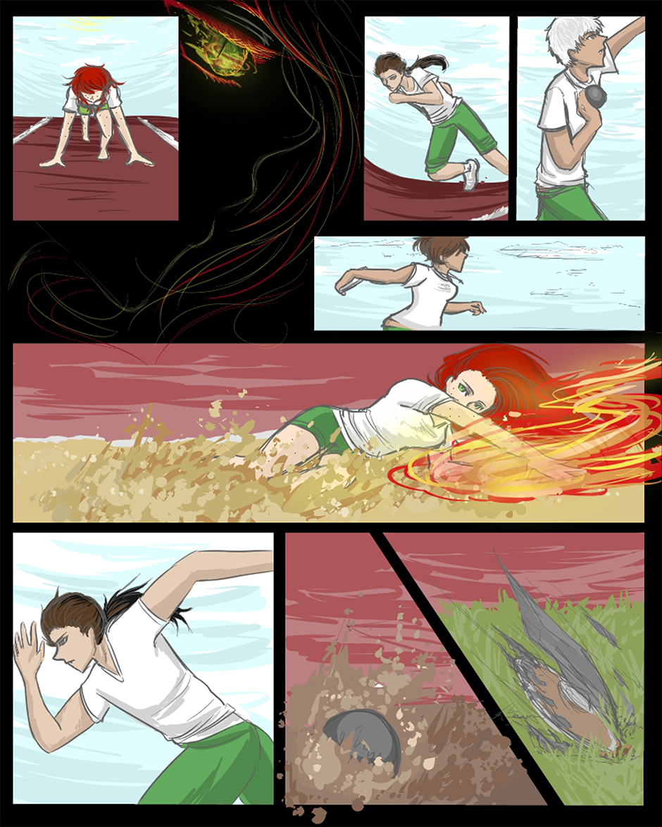 Issue 1: Genesis - Page 12