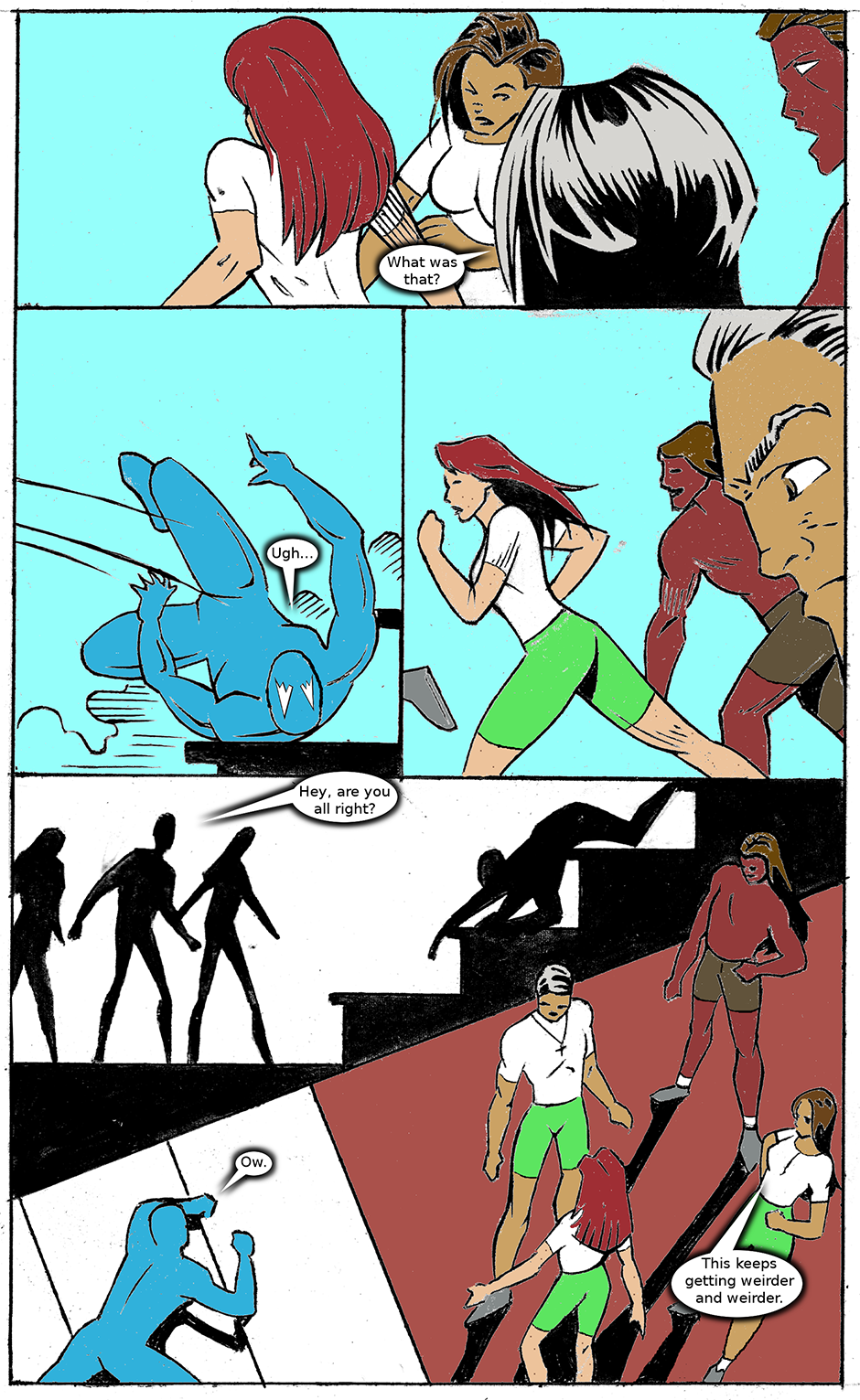 Issue 1: Genesis - Page 18