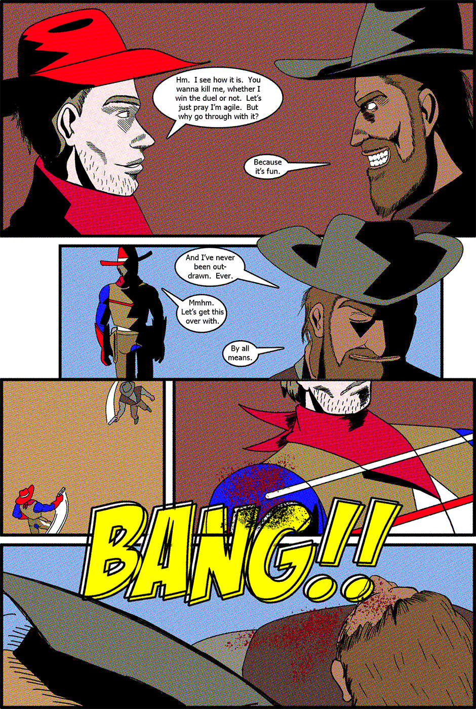 Issue 2: American Cowboy - Page 8