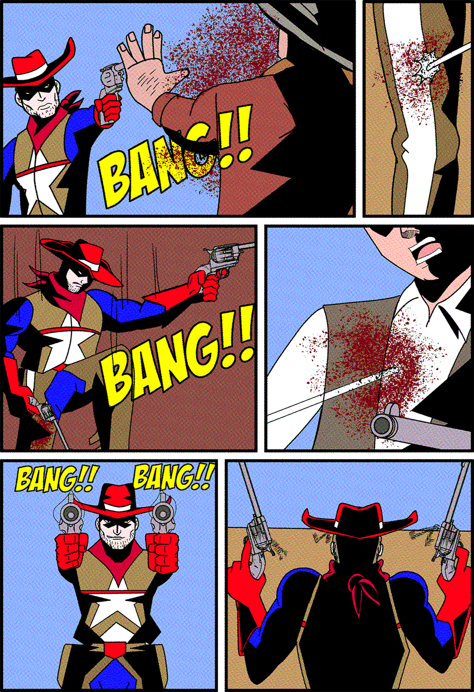 Issue 2: American Cowboy - Page 9