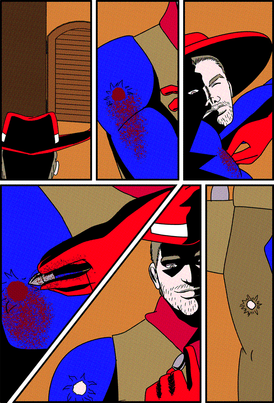 Issue 2: American Cowboy - Page 11