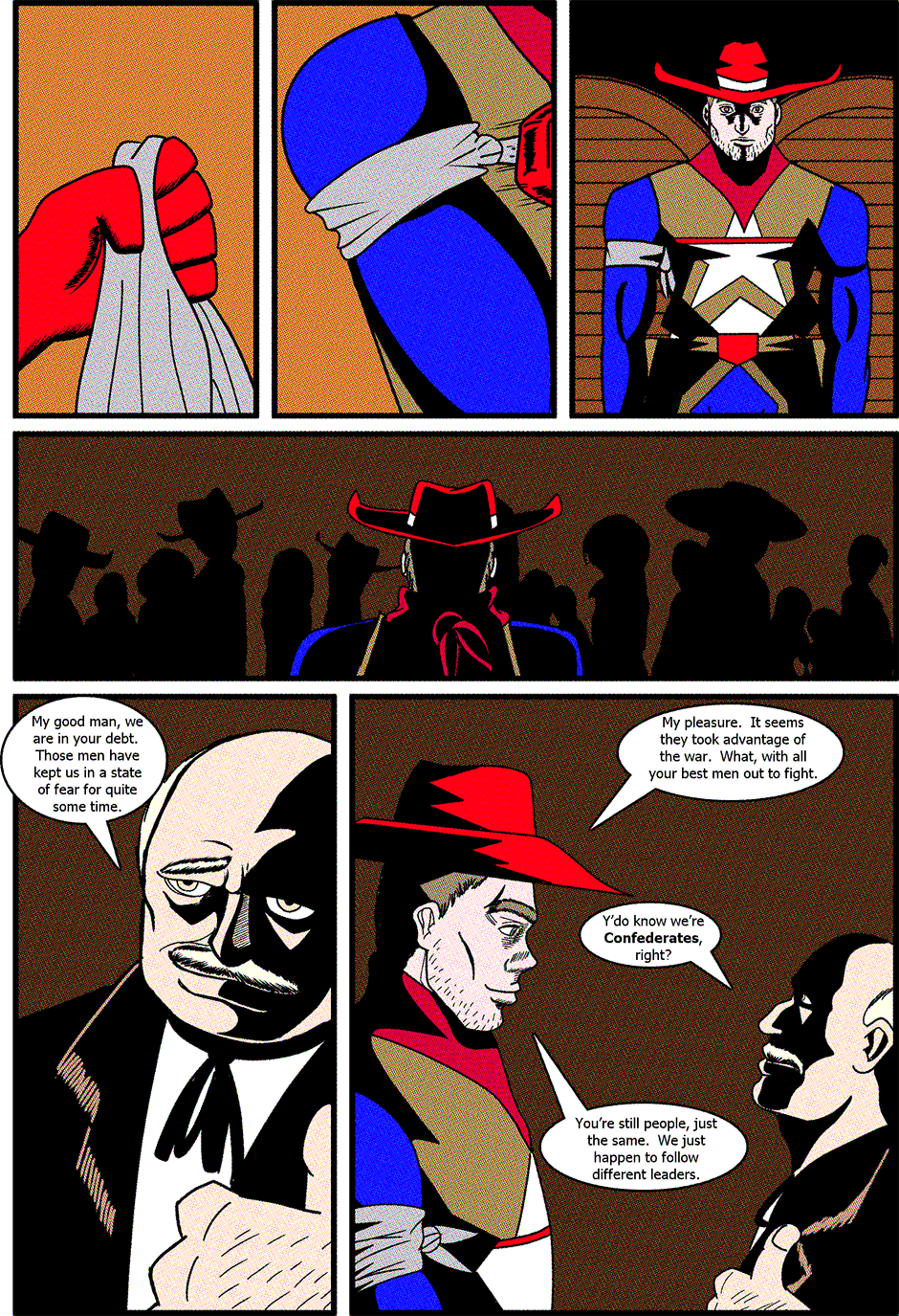 Issue 2: American Cowboy - Page 12