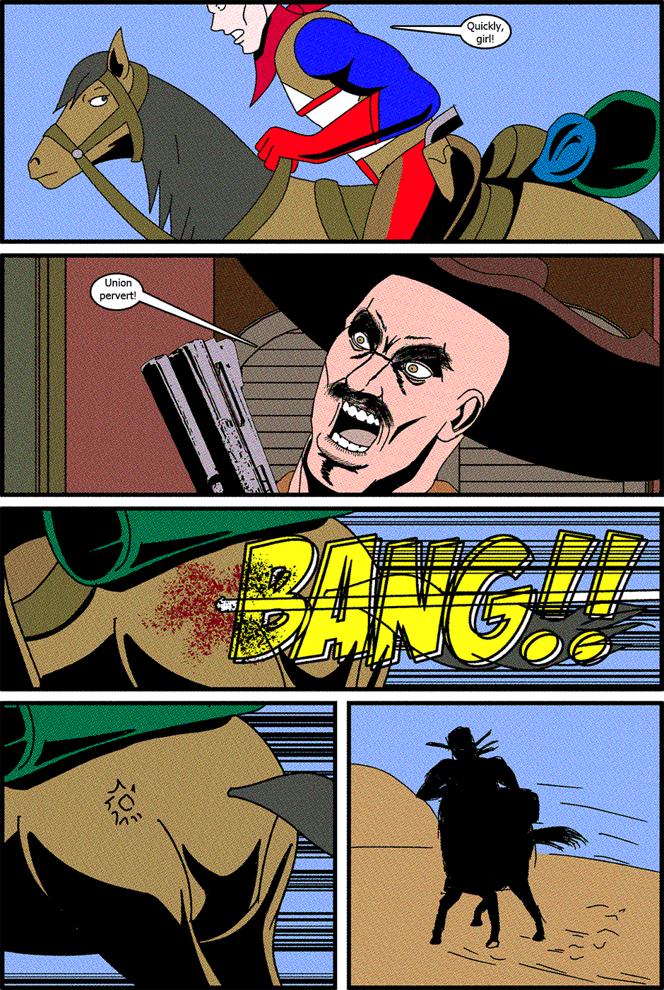 Issue 2: American Cowboy - Page 14