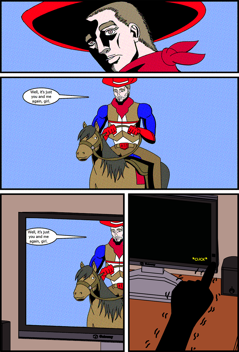 Issue 2: American Cowboy - Page 15
