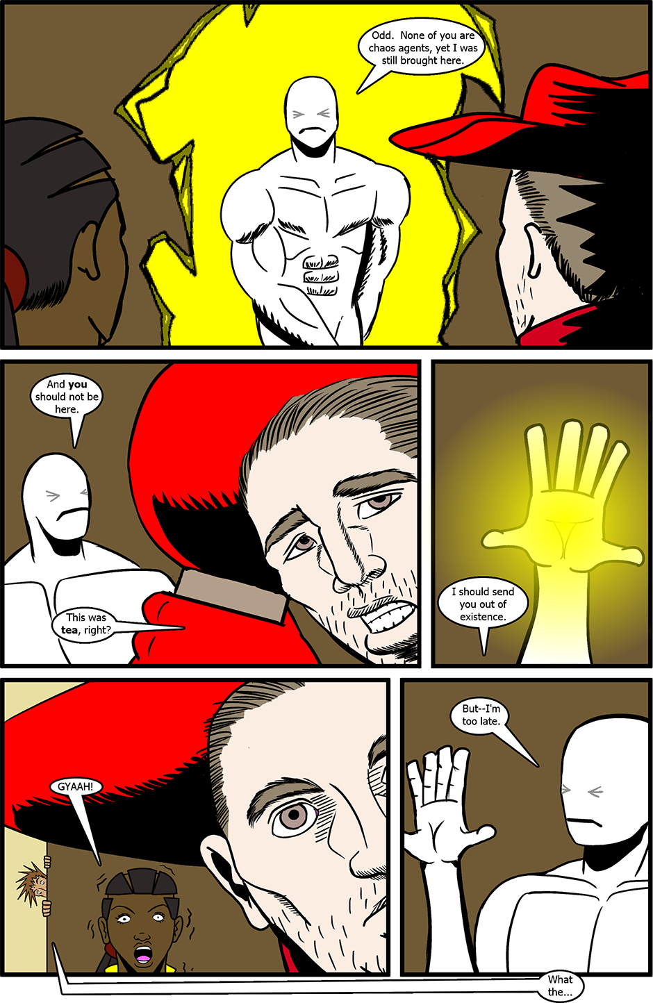 Issue 3: The Real and the Unreal - Page 7