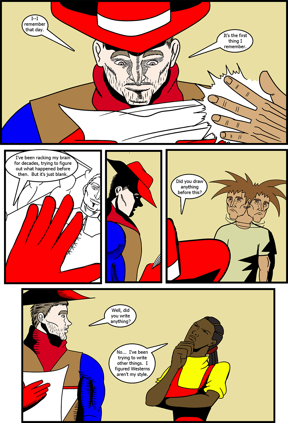 Issue 3: The Real and the Unreal - Page 10