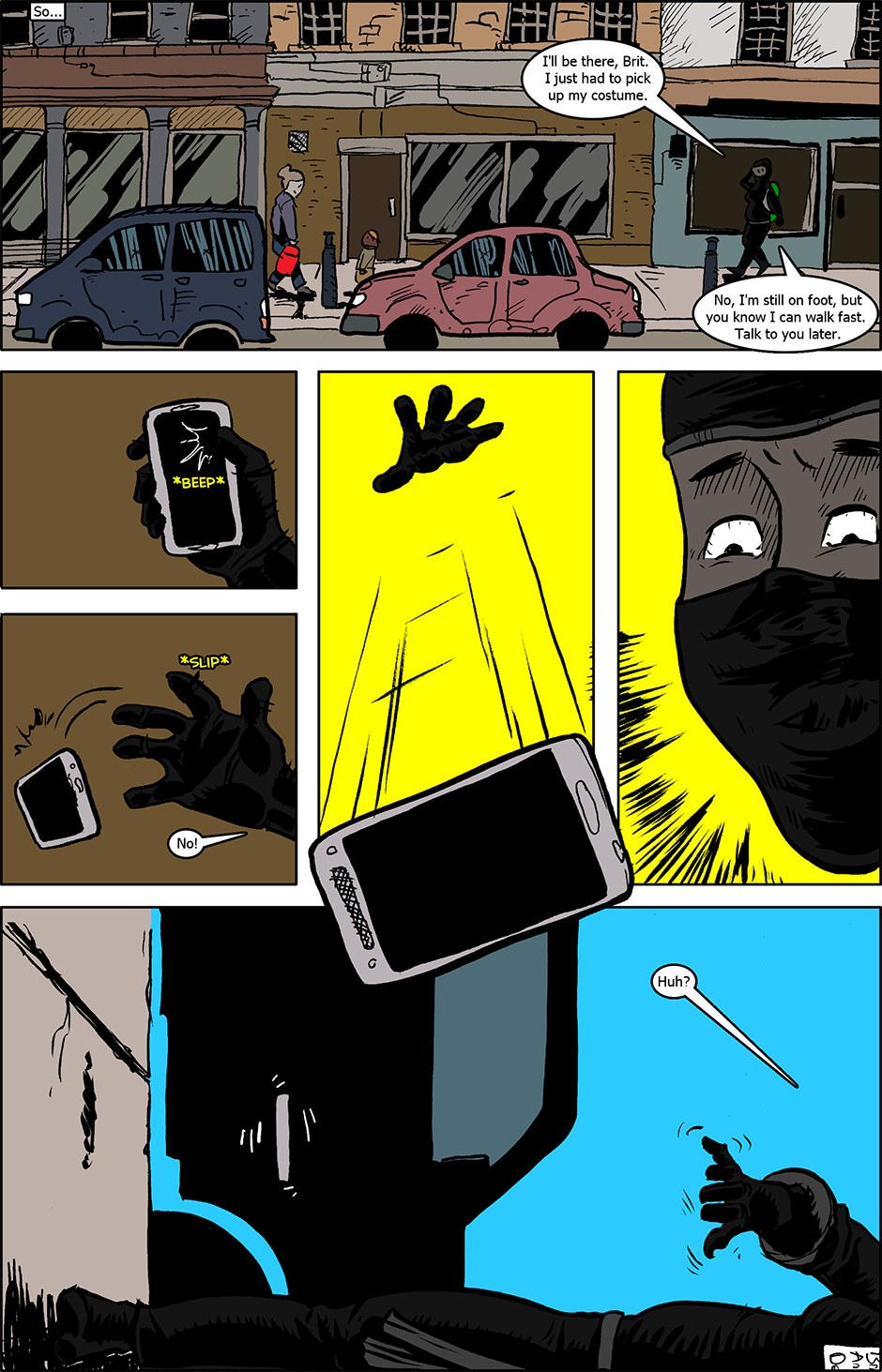 Issue 4: B.A.D. - Page 2