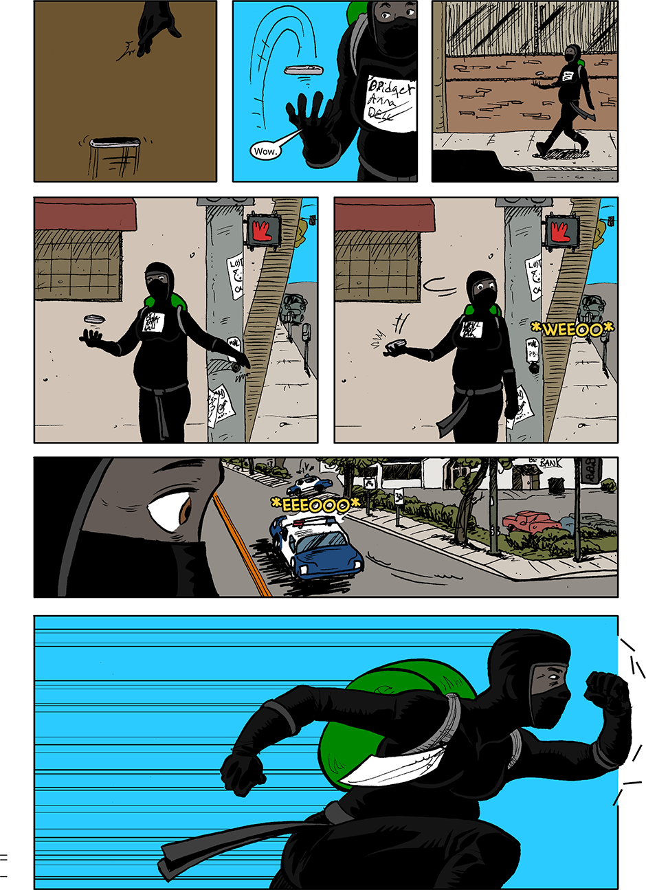 Issue 3: B.A.D. - Page 4
