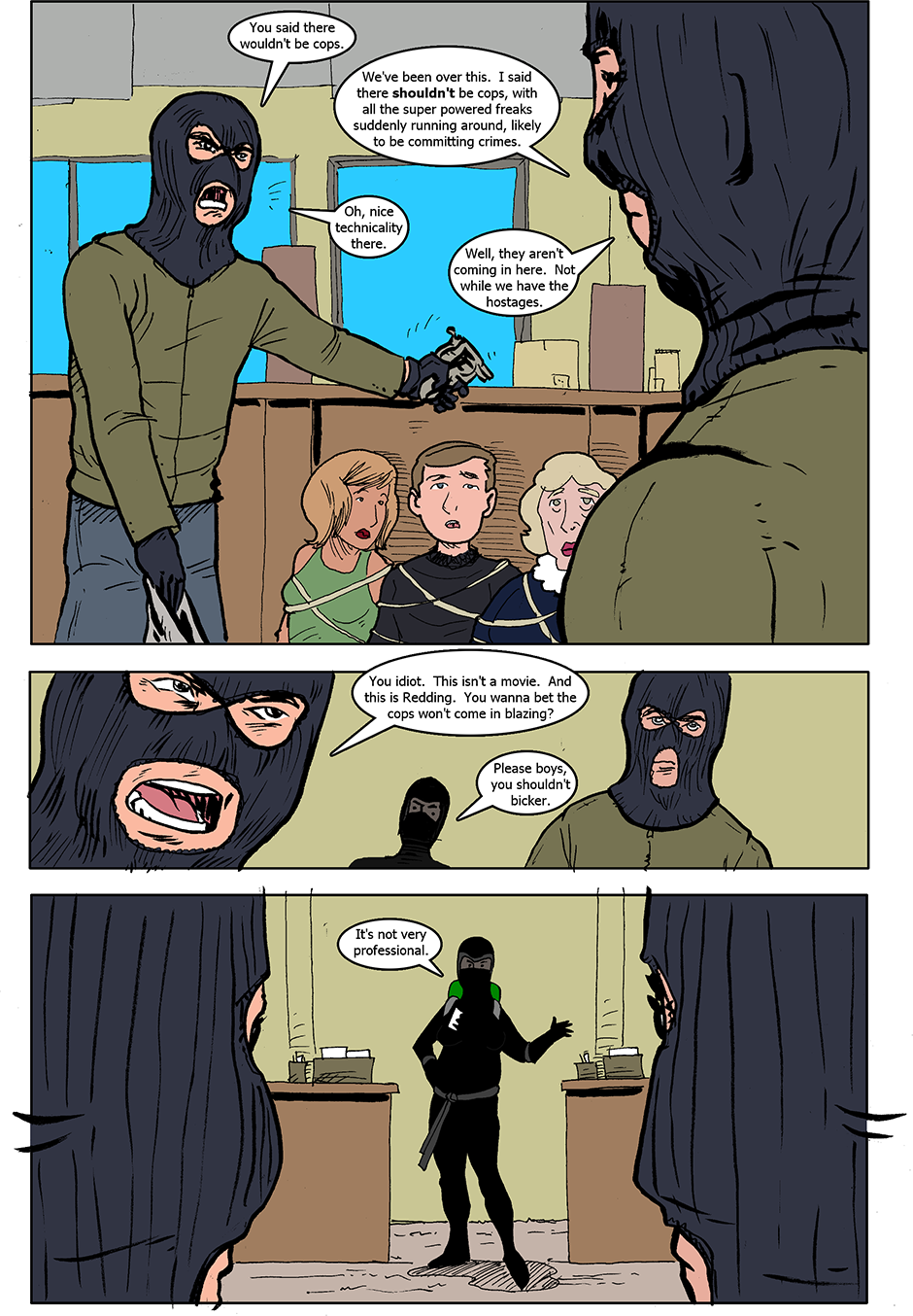 Issue 4: B.A.D. - Page 6