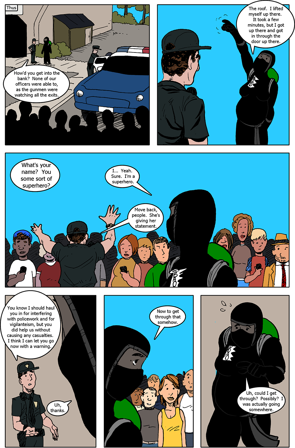 Issue 4: B.A.D. - Page 9