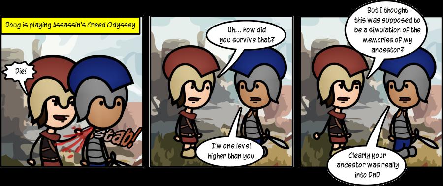 RPG Mechanics